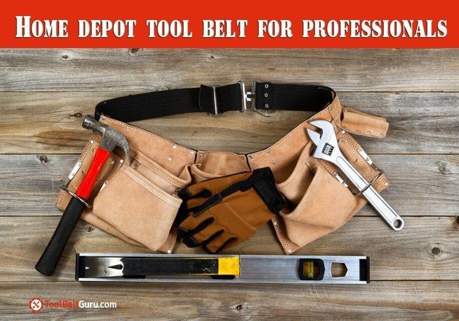 032b9df91 10 Best Rated Home depot Tool Belt Reviewed (2019) - Tool Belt Guru