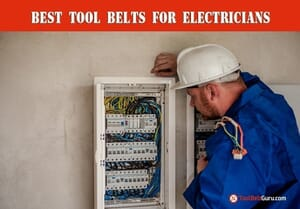 best electrician tool belts