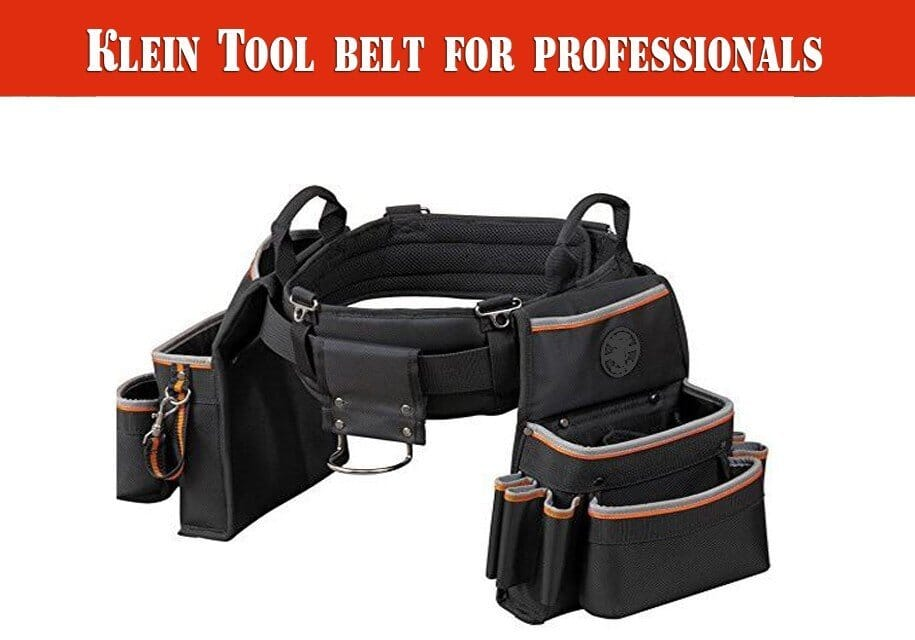 The 10 Best Rated Klein Tool Belt 2019 Reviews Tool