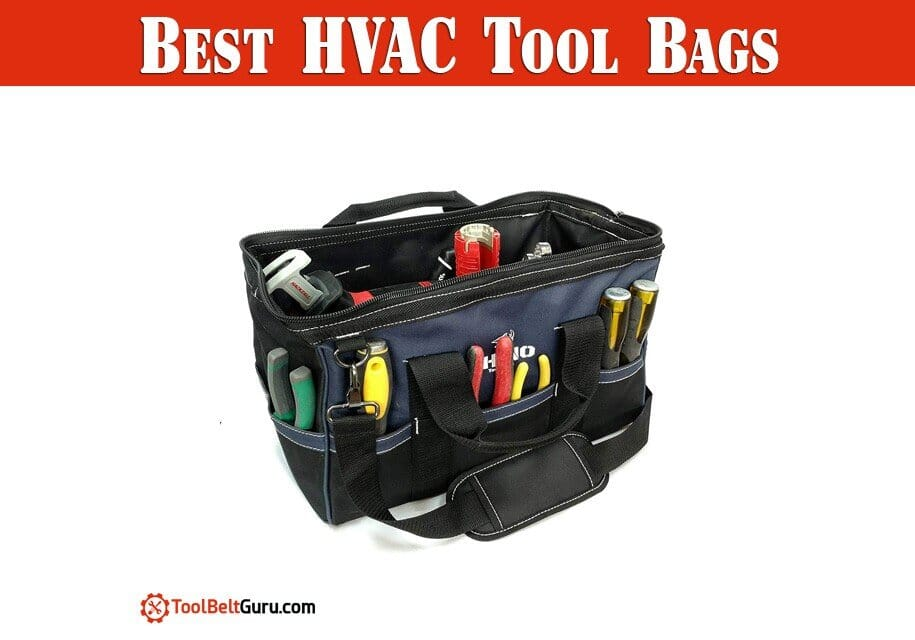 Best HVAC Tool Bag