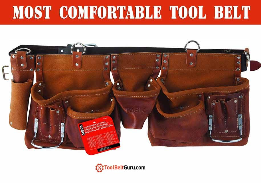 most comfortable tool belt