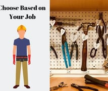 Choose Based on Your Job