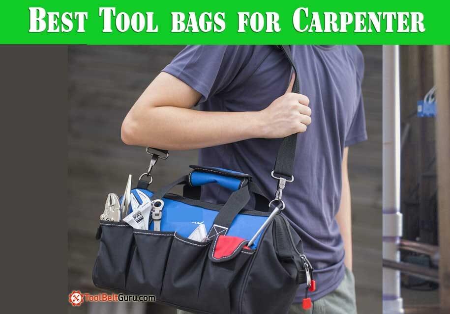 best Carpenter Tool Bags