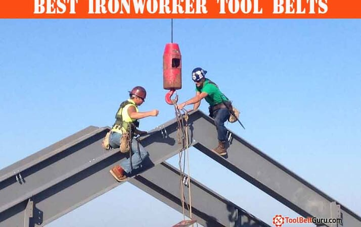 Ironworker Tool belts