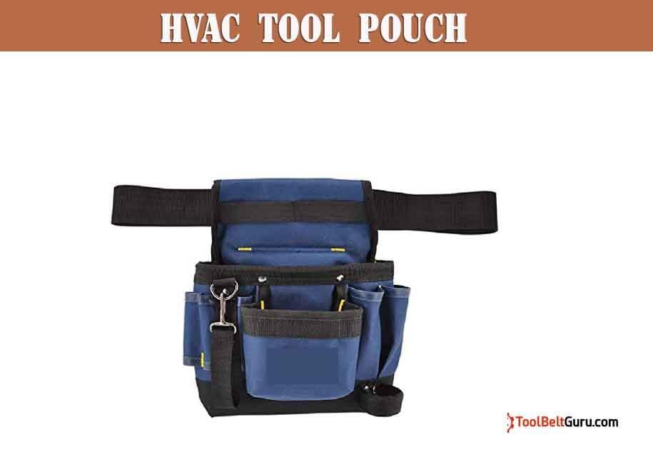 hvac tool pouch